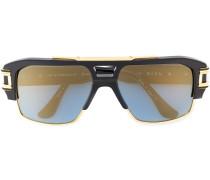 18kt vergoldete 'Grandmaster Four' Sonnenbrille