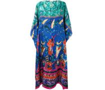 Seidenkleid mit langem Schnitt - women - Seide