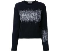 Pullover mit Metallverzierung