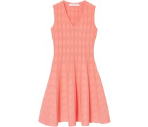 Kleid aus Pointelle-Strick