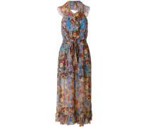 long floral print jumpsuit