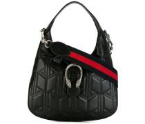 - 'Dionysus Web' Hobo-Handtasche - women - Leder