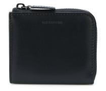 mini zip around wallet