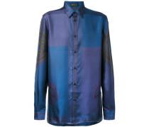 Seidenhemd mit Print - men - Seide - 41
