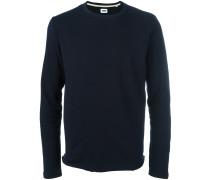 Sweatshirt mit aufgerautem Saum