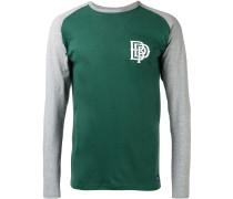 Langarmshirt mit Logo-Print - men - Baumwolle
