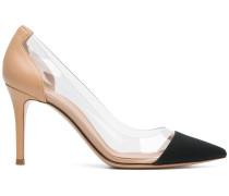 Zweifarbige Schuhe
