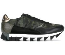 camouflage 'Capri' sneakers