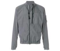 Leichte Jacke mit Reißverschlusstasche