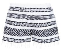 'Freya' Shorts mit Verzierungen
