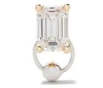 Diamond Foundry x Dover Street Market 18kt Goldohrring