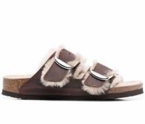 Arizona Shearling-Sandalen
