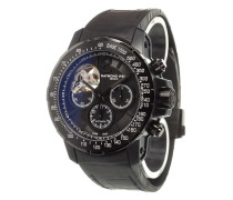 'Nabucco Open Balance Wheel' analog watch