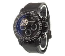 'Nabucco Open Balance Wheel' analog watch