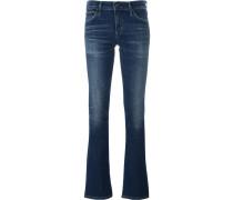 Klassische Bootcut-Jeans