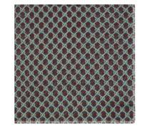 Schal mit GG-Muster