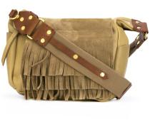 fringed Beaty shoulder bag - women