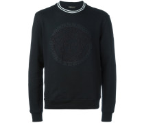 - Sweatshirt mit Medusa-Stickerei - men