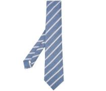 classic striped tie - men - Seide