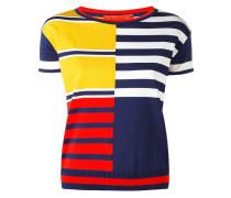 Pullover in Colour-Block-Optik - women
