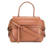 Handtasche mit Überwendlingsstich - women