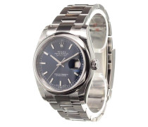 'Datejust' analog watch