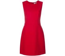 Ärmelloses Kleid mit Rundhalsausschnitt