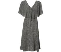 Kleid mit V-Ausschnitt - women - Seide - 38