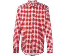 - Hemd mit Rosen-Print - men - Baumwolle - XS