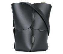 Schultertasche mit Reißverschluss