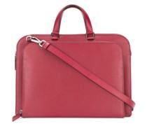 zip-around tote bag