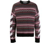 Pullover mit Pfeilen