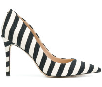 Hazel Stripe court heel