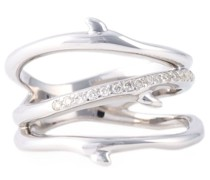 'Cherry Branch' Diamantenring