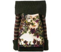 printed oversized jumper