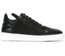 Sneakers mit Schnürung - unisex - Leder/rubber