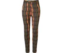 high waisted skinny trousers