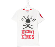 T-Shirt mit 'Hometown Kings'-Print