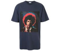 T-Shirt mit Jimi-Hendrix-Print