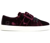 D.A.T.E. Sneakers mit Riemen