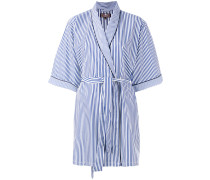 Gestreifter Kimono
