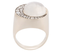 Moonstone Eclipse Ring