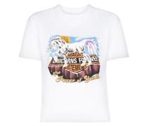 T-Shirt mit Einhorn-Print