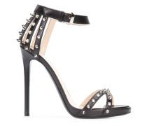 Sandalen mit Nieten - women - Leder - 39