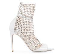 Sandalen mit Pailletten, 105mm