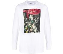 "Sweatshirt mit ""Caravaggio""-Print"