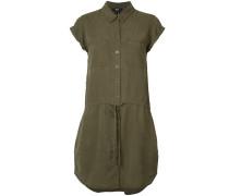 - Hemdkleid mit Kordelzug - women - Tencel - XS