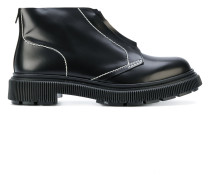 Type 104 polished boots
