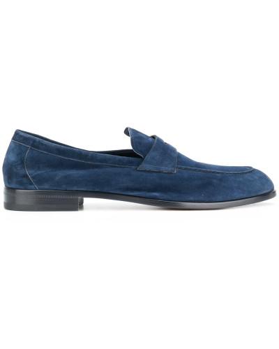 Giorgio Armani Herren classic slip-on loafers Sehr Günstig Online bFLfk