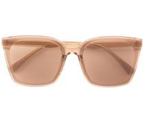 Tega Sonnenbrille mit eckigem Gestell